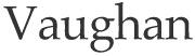 vaughan_logo_180x52